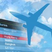 Soudní dvůr EU potvrdil nárok finanční kompenzace  za zpožděné lety