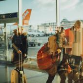 Péče, odbavení, zrušení a zpoždění letu