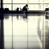 Pandemie koronaviru ohrozila leteckou dopravu