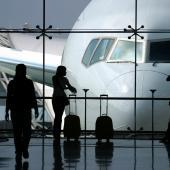 Brněnské letiště vloni odbavilo méně cestujících