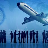 Počet stížností na americké aerolinie loni vzrostl